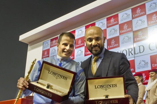 Longines Flat Racing Event: Longines elegantly celebrates the 20th edition of the Dubai World Cup 9
