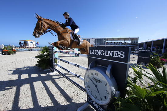 Longines Show Jumping Event: The first edition of the Longines Global Champions Tour of Miami Beach 3