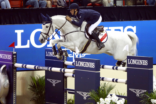 Longines Show Jumping Event: Longines FEI World Cup™ Jumping Final in Las Vegas: a final full of panache  5