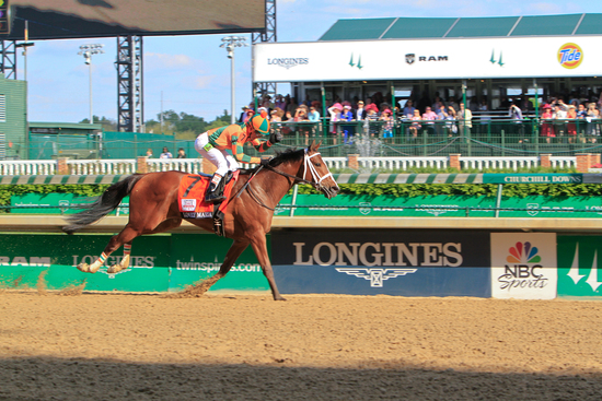 Longines Flat Racing Event: The 141st Longines Kentucky Oaks with Mikaela Shiffrin 7