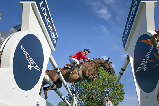 Longines Show Jumping Event: Team Italy dominated the 2015 Longines Spring Classic of Flanders  1