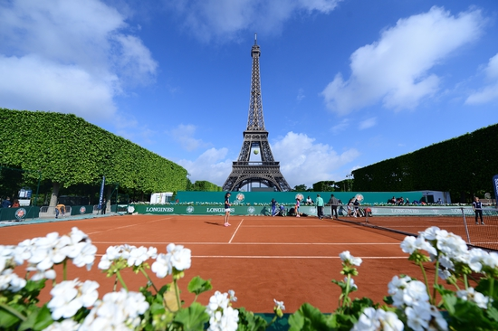 Longines  Event: Longines Future Tennis Aces 2015: a meeting of talented young players in the heart of Paris 9