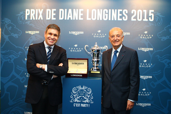 Longines Flat Racing Event: The Prix de Diane Longines 2015: Races, Elegance and Wonders in Chantilly 6