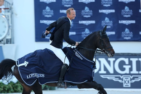 Longines Show Jumping Event: Marco Kutscher wins the Longines Grand Prix of the 2nd edition of the Longines Athina Onassis Horse Show 2