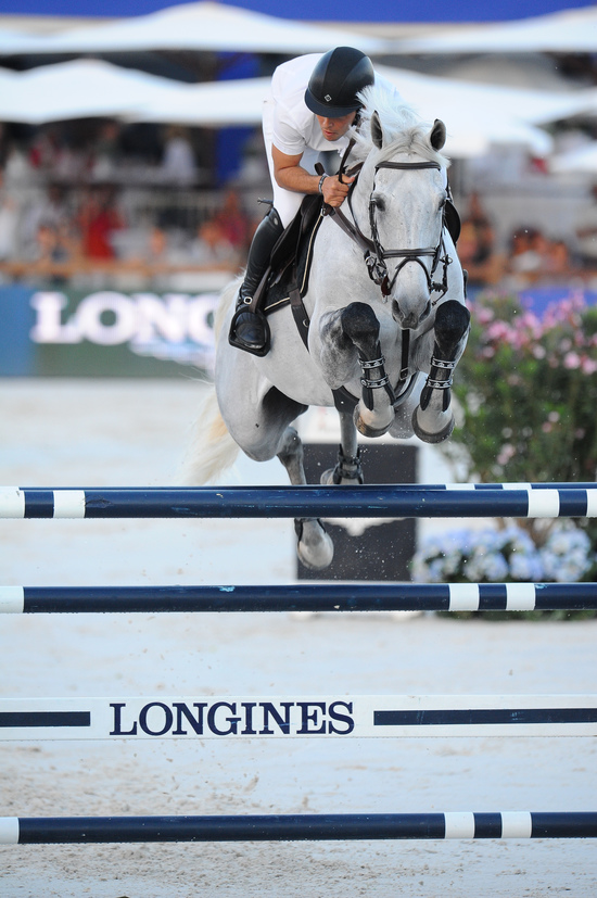Longines Show Jumping Event: Marco Kutscher wins the Longines Grand Prix of the 2nd edition of the Longines Athina Onassis Horse Show 4