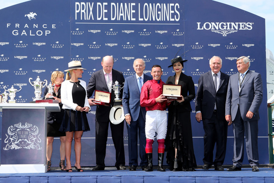 Longines Flat Racing Event: The Prix de Diane Longines – 45'000 spectators, 9 races, 1 Queen of Elegance and 1 King of the Prix de Diane Longines 7