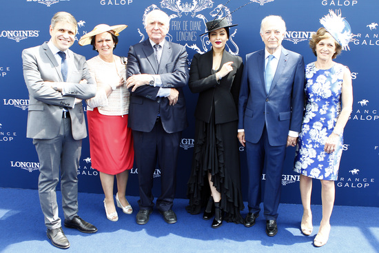 Longines Flat Racing Event: The Prix de Diane Longines – 45'000 spectators, 9 races, 1 Queen of Elegance and 1 King of the Prix de Diane Longines 11