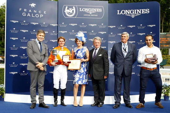 Longines Flat Racing Event: The Prix de Diane Longines – 45'000 spectators, 9 races, 1 Queen of Elegance and 1 King of the Prix de Diane Longines 15