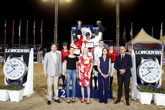 Longines Show Jumping Event: Amazing performances at the Longines Global Champions Tour of Monaco 2