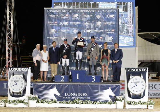 Longines Show Jumping Event: Amazing performances at the Longines Global Champions Tour of Monaco 4