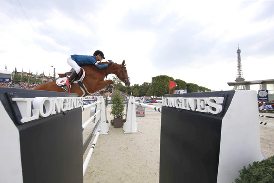 Longines Show Jumping Event: The Longines Paris Eiffel Jumping: a thrilling competition in the very heart of the City of Light 4