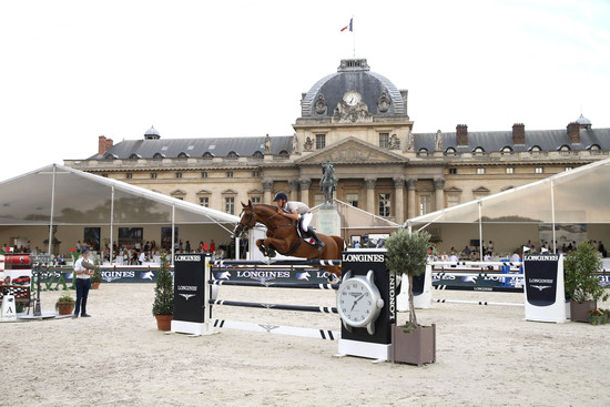 Longines Show Jumping Event: The Longines Paris Eiffel Jumping: a thrilling competition in the very heart of the City of Light 6