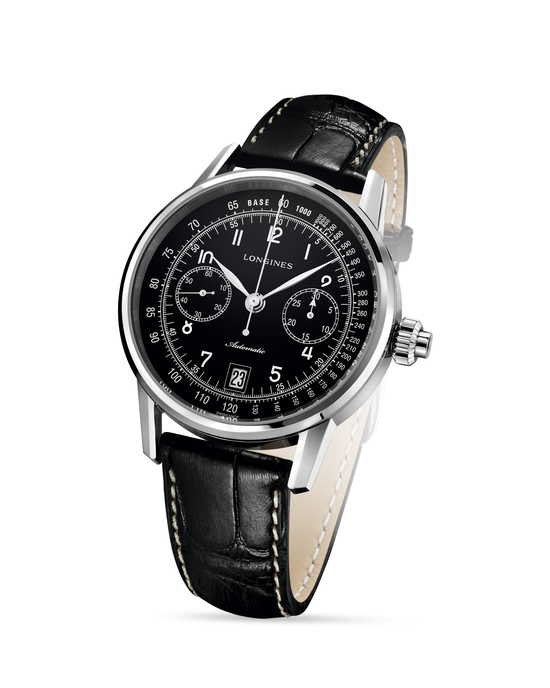 Longines The Longines Column-Wheel Single Push-Piece Chronograph  Watch 3