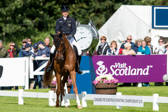 Longines Eventing Event: the Longines FEI European Eventing Championship 2015 (Blair Castle) 4