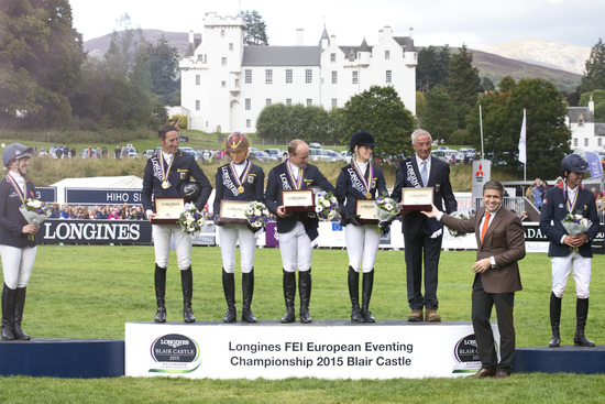Longines Eventing Event: the Longines FEI European Eventing Championship 2015 (Blair Castle) 7