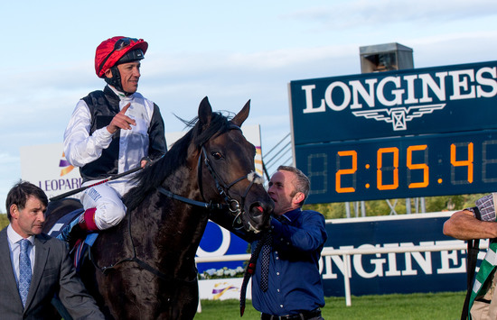 Longines Flat Racing Event: The Longines Irish Champions Weekend  5