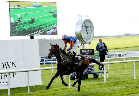 Longines Flat Racing Event: The Longines Irish Champions Weekend  9