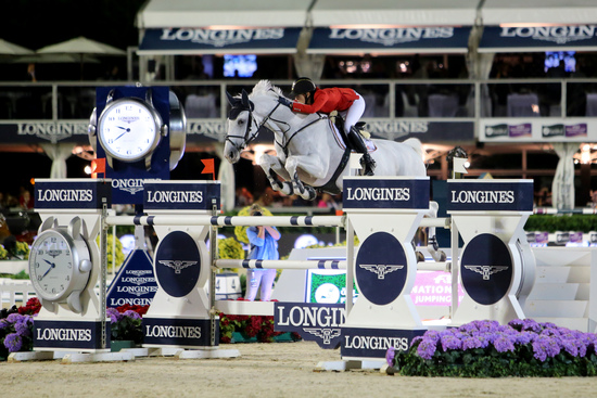 Longines Show Jumping Event: Longines timed the victory of Team Belgium at the Furusiyya FEI Nations CupTM Jumping final  1