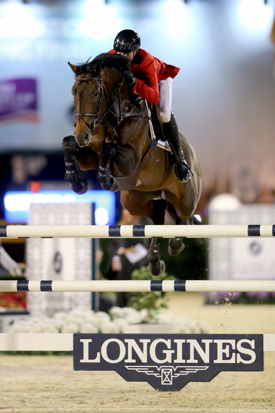 Longines Show Jumping Event: Longines timed the victory of Team Belgium at the Furusiyya FEI Nations CupTM Jumping final  4