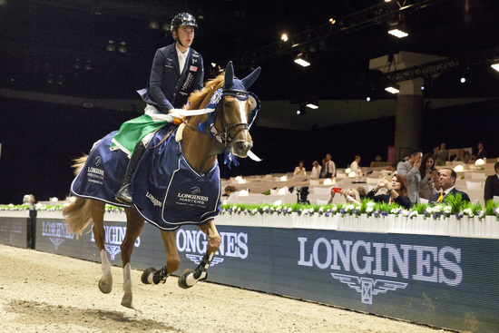 Longines Show Jumping Event: The Longines Masters of Los Angeles – four unforgettable days of top-level equestrian sport 1