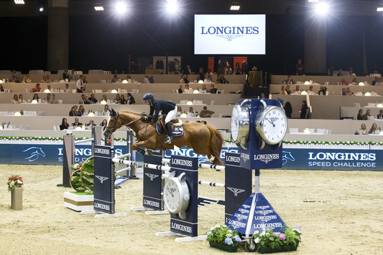 Longines Show Jumping Event: The Longines Masters of Los Angeles – four unforgettable days of top-level equestrian sport 2