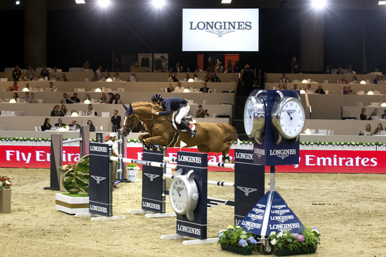 Longines Show Jumping Event: The Longines Masters of Los Angeles – four unforgettable days of top-level equestrian sport 9