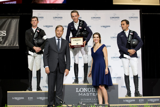 Longines Show Jumping Event: The Longines Masters of Los Angeles – four unforgettable days of top-level equestrian sport 10