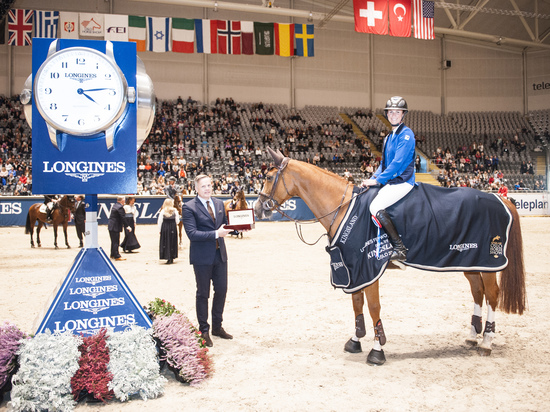 Longines Show Jumping Event: French riders rule the first leg of the Longines FEI World Cup™ Jumping in Oslo 2