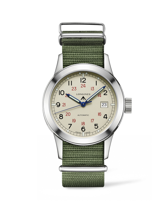 Longines The Longines Heritage Military COSD  Watch 1