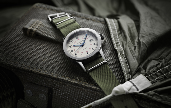 Longines The Longines Heritage Military COSD  Watch 2
