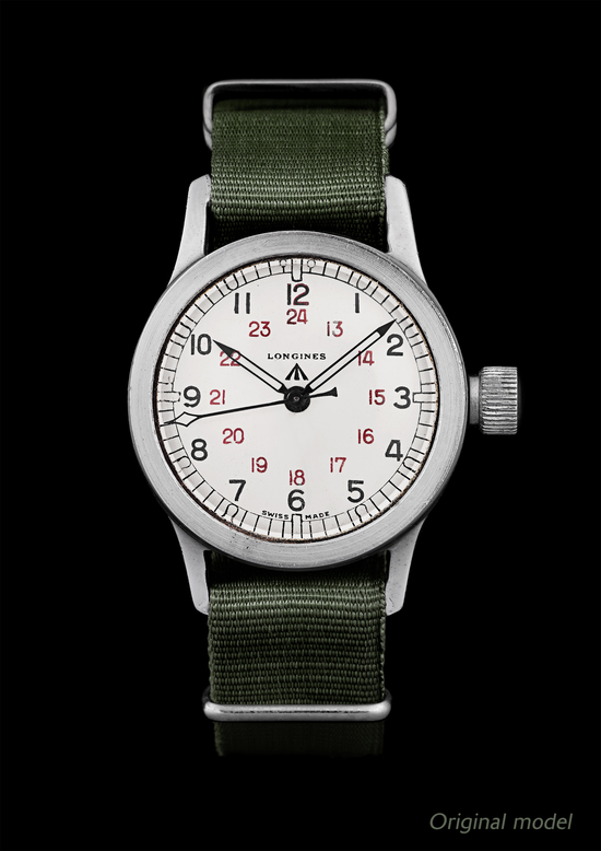 Longines The Longines Heritage Military COSD  Watch 4