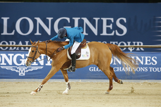 Longines Show Jumping Event: Doha hosts the finale of the 2015 Longines Global Champions Tour 3