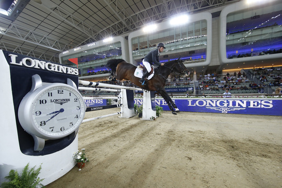 Longines Show Jumping Event: Doha hosts the finale of the 2015 Longines Global Champions Tour 4