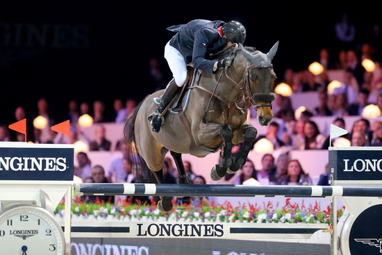 Longines Show Jumping Event: The Longines Masters of Paris: four days of high level show jumping competition in a glamorous atmosphere 1