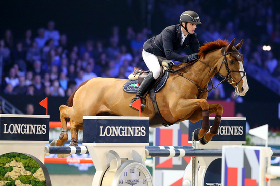 Longines Show Jumping Event: The Longines Masters of Paris: four days of high level show jumping competition in a glamorous atmosphere 4