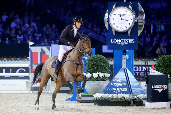 Longines Show Jumping Event: The Longines Masters of Paris: four days of high level show jumping competition in a glamorous atmosphere 5