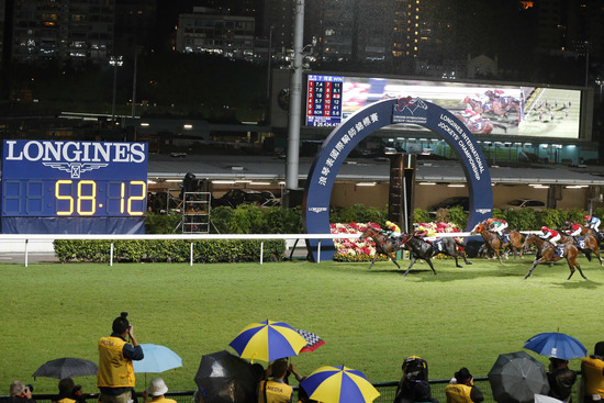 Longines Flat Racing Event: The Longines International Jockeys' Championship 2015: The battle of the world's best jockeys 3