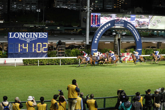 Longines Flat Racing Event: The Longines International Jockeys' Championship 2015: The battle of the world's best jockeys 5
