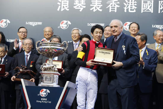 Longines Flat Racing Event: Longines Hong Kong International Races – a competitive climax of the horse racing calendar 1