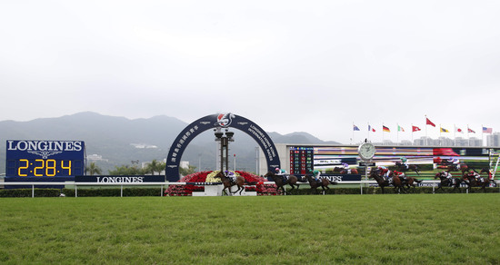 Longines Flat Racing Event: Longines Hong Kong International Races – a competitive climax of the horse racing calendar 10
