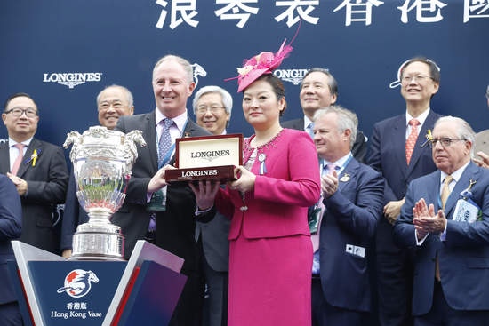 Longines Flat Racing Event: Longines Hong Kong International Races – a competitive climax of the horse racing calendar 11