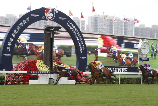 Longines Flat Racing Event: Longines Hong Kong International Races – a competitive climax of the horse racing calendar 12