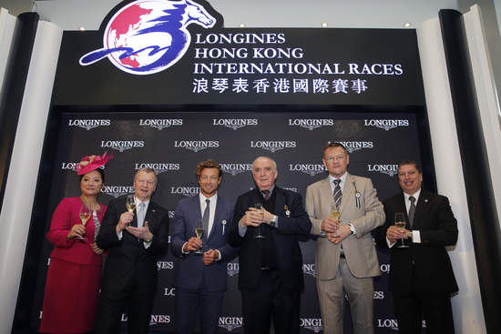 Longines Flat Racing Event: Longines Hong Kong International Races – a competitive climax of the horse racing calendar 13