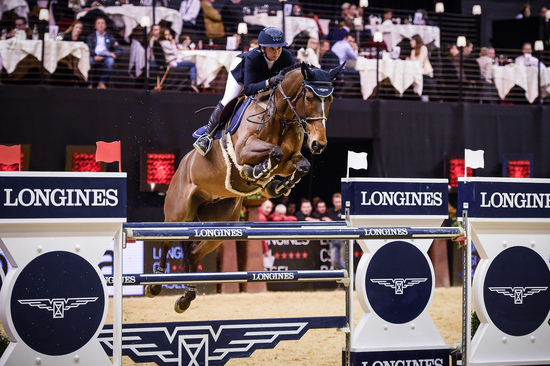 Longines Show Jumping Event: Christian Ahlmann wins the Longines Grand Prix in Basel 3