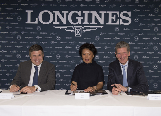 Longines Show Jumping Event: Longines World Equestrian Academy to promote equestrian sports in China 3