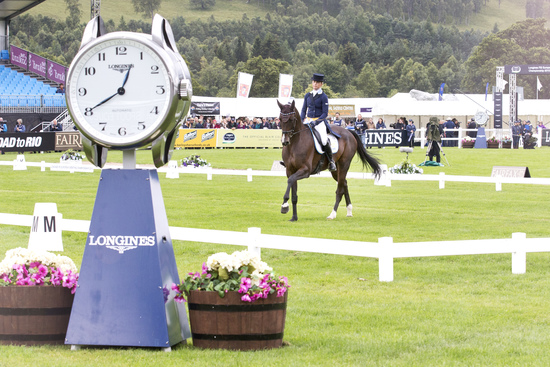 Longines Equestrian Event: Longines to be Title Partner of the Longines FEI World Breeding Dressage Championships for Young Horses 2