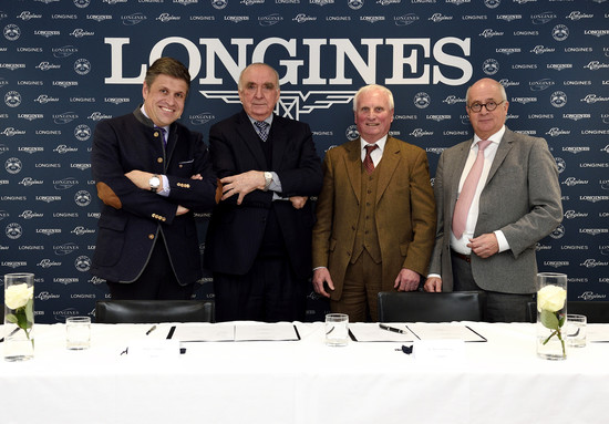 Longines Equestrian Event: Longines and the European Equestrian Federation enter into partnership 1
