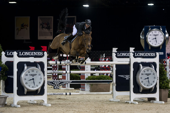 Longines Flat Racing Event: Bertram Allen won the Longines Speed Challenge in a thrilling atmosphere 3