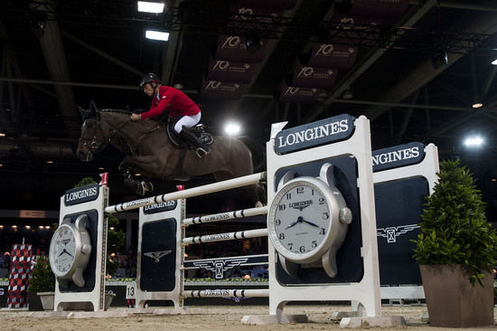 Longines Flat Racing Event: Bertram Allen won the Longines Speed Challenge in a thrilling atmosphere 4