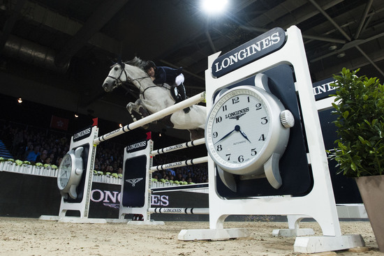 Longines Show Jumping Event: Marco Kutscher achieved the incredible feat of winning the bonus of the Longines Masters 4